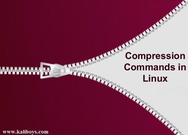 مدیریت فایل های فشرده در لینوکس