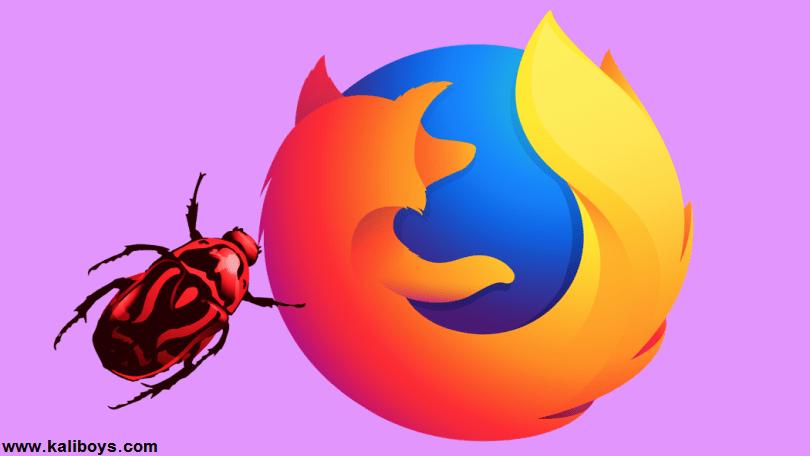 آسیبپذیری روز صفرم در فایرفاکس