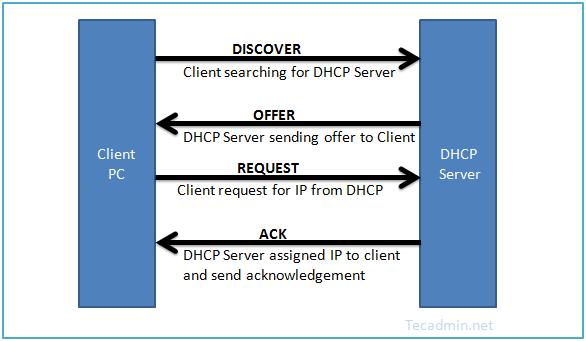 حملات DHCP