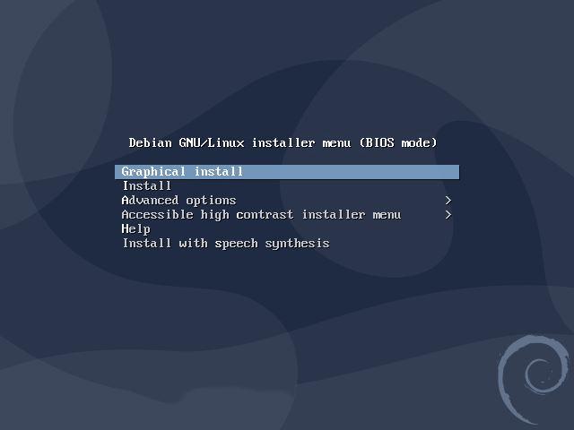 نصب سیستم عامل Debian