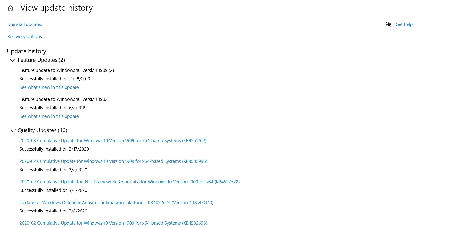 حل مشكلة بطء إقلاع ويندوز 10 بعد تحديثه