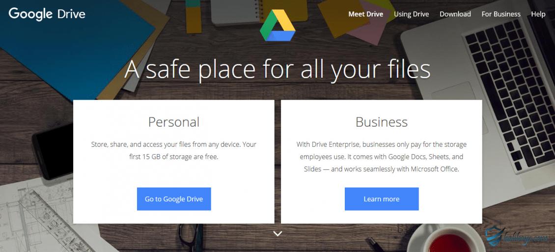رفع محدودیت دانلود از Google Drive