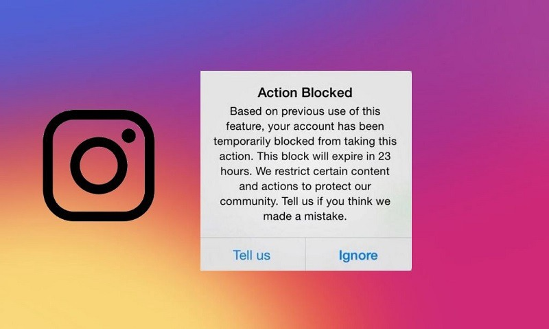Action Block چیست و چگونه آن را رفع کنیم؟