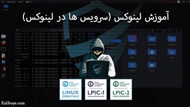 آموزش لینوکس (سرویس ها در لینوکس)