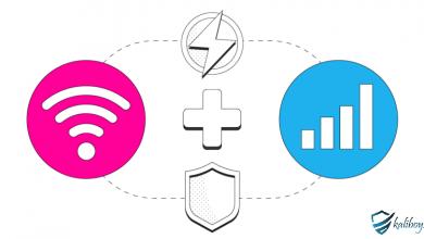 چگونه از اینترنت موبایل و وای فای به صورت همزمان استفاده کنیم؟