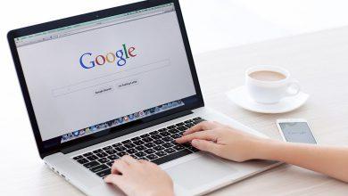 حذف اطلاعات از گوگل