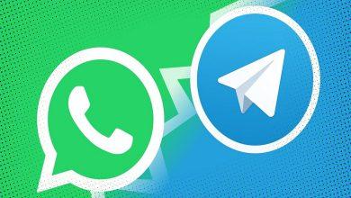 مهاجرت کاربران از واتساپ به تلگرام