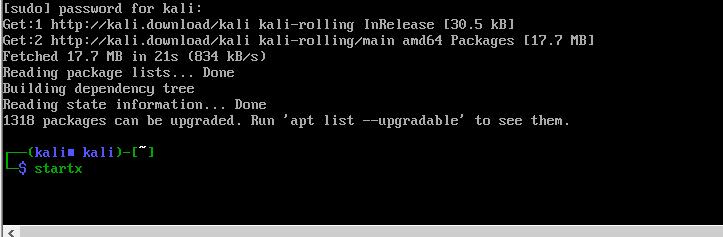 حل مشکل صفحه سیاه در کالی لینوکس بعد از نصب یا آپدیت آن